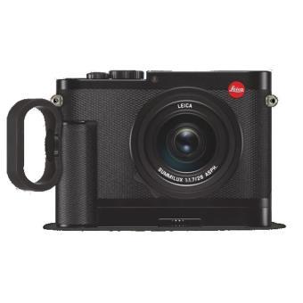 Poignée Leica pour Leica Q Cuir Noir