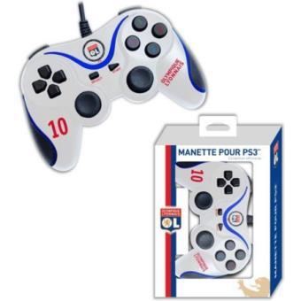 Manette Subsonic pour PS3 Edition Olympique Lyonnais