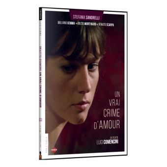 Un vrai crime d'amour DVD