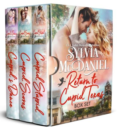 Return To Cupid Texas Box Set Books 1 3 Small Town Contemporary
