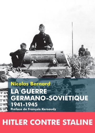 La Guerre germano-soviétique - 1941-1945 - 9791021003002 - 14,99 €