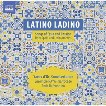 Latino Ladino Exil & Passion d'Espagne & d'Amérique Latine