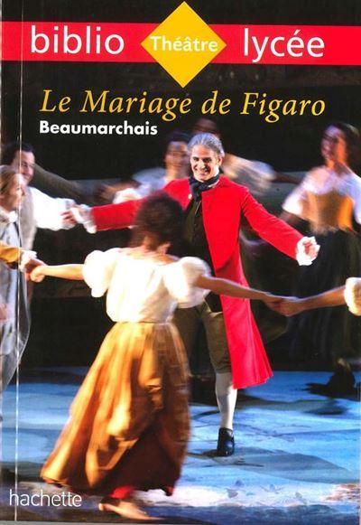 Bibliolycée - Le Mariage de Figaro, Beaumarchais - 9782016262504 - 3,49 €