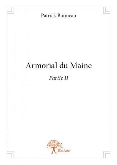 Armorial du Maine