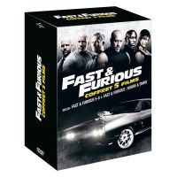 Coffret Fast And Furious 5 à 8 et Hobbs And Shaw DVD