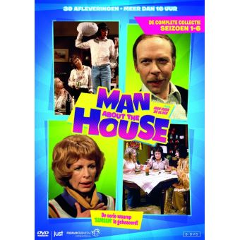 Man about the house - collection S.1-6 -NL