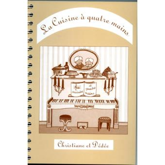La Cuisine A Quatre Mains 1 Broche Christiane Et Dedee