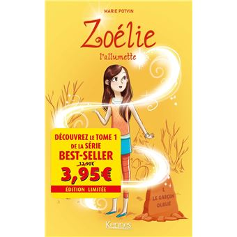 Zoélie l'allumetteZoélie, L'allumette T01 - Offre découverte