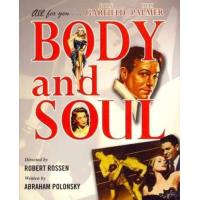 Body and Soul Blu-ray