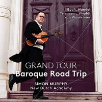 BAROQUE ROAD TRIP/SACD