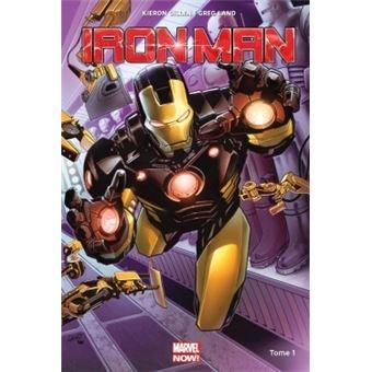 Iron manIron-man marvel now