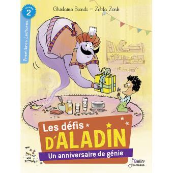 Les défis d'AladinUn anniversaire de génie