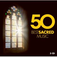 50 Best Sacred Music Coffret