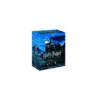 Harry PotterCoffret Harry Potter L'intégrale des 8 films Blu-Ray
