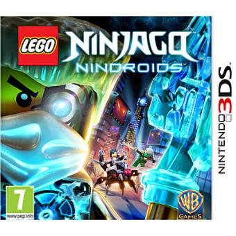 lego ninjago nindroids 3ds - Jeux De Lego Ninjago Spinjitzu
