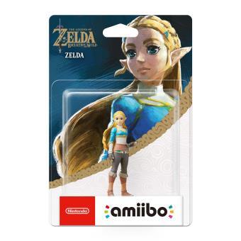 Figurine Amiibo The Legend of Zelda Scholar