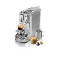 Machine à café Sage Nespresso Creatista Plus Argent