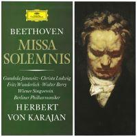 Beethoven: Missa Solemnis, Op. 123 - CD