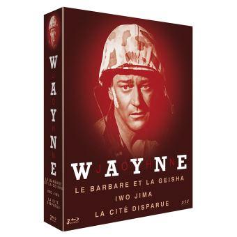 Coffret John Wayne 3 Films Blu-ray