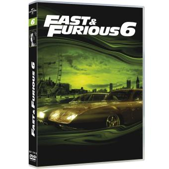Fast and FuriousFast and Furious 6 DVD