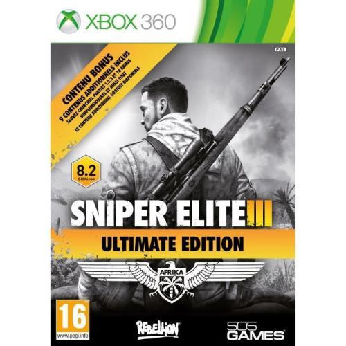 Sniper Elite 3 Ultimate Edition Xbox 360 - Xbox 360