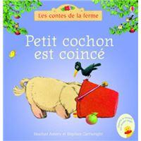 Petit cochon est coincé - Les contes de la ferme