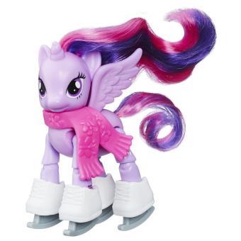 Figurine Articulée My Little Pony Action Deluxe Princesse Twilight Sparkle