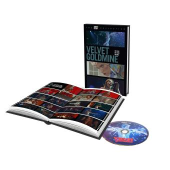 Velvet Goldmine Collection Ciné Rock'n'Soul Exclusivité Fnac DVD