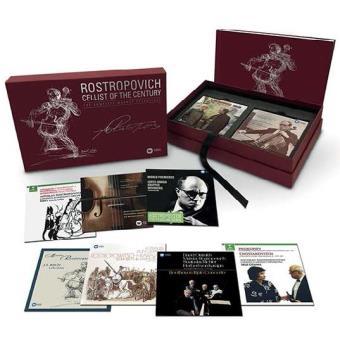 Le violoncelle du siècle Coffret Inclus 3 DVD