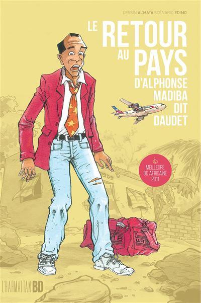 Le retour en France d'Alphonse Madiba dit Daudet