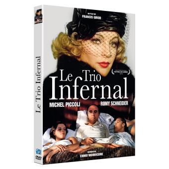 Le trio infernal DVD