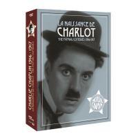 La naissance de Charlot : The Mutual Comedies 1916 - 1917 Coffret 4 DVD