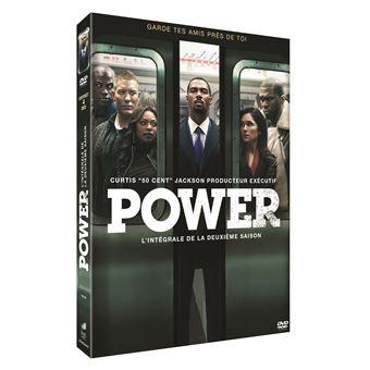 PowerPower Saison 2 DVD