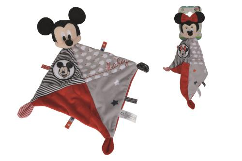 Doudou Mickey Minnie Nuage Disney
