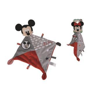 Doudou Mickey Minnie Nuage Disney