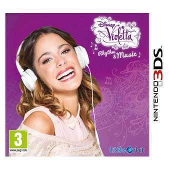 Violetta 3ds jeux vid o achat prix fnac - Jeux gratuit de violetta ...