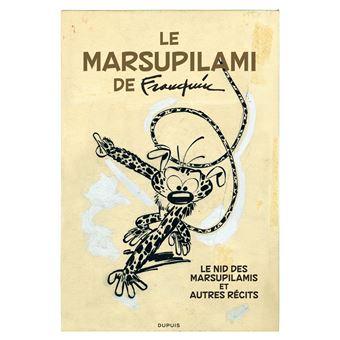 MarsupilamiLe Marsupilami de Franquin