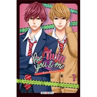 Be twin you and me tome 1 be twin you and me saki aikawa be twin you and mebe twin you and me fandeluxe Document