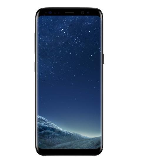 Smartphone Samsung Galaxy S8 64 Go Noir Carbone