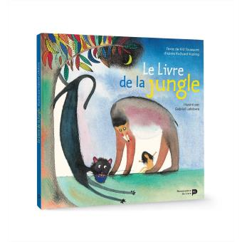Le livre de la jungle illustré