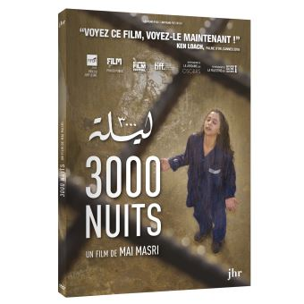 3000 nuits DVD
