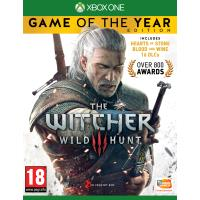 The Witcher 3 : Wild Hunt - Game Of The Year Edition  Xbox One