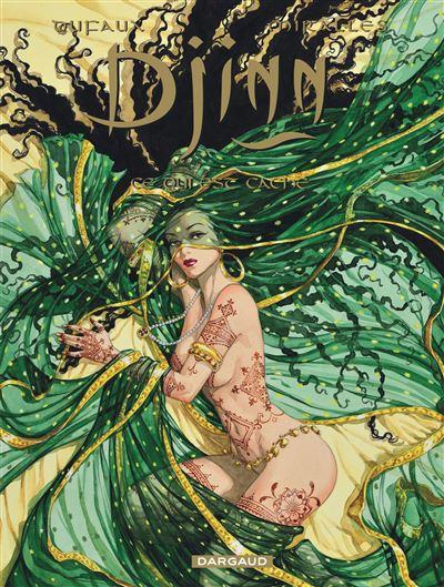 Djinn - Hors-série - Ce qui est caché (réédition)