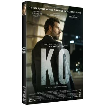 K.O. DVD