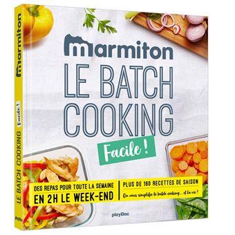 Menu De Noel Facile Et Rapide Marmiton.Les Meilleures Recettes De Batch Cooking Marmiton