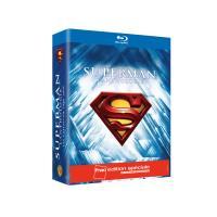 Superman - L'Anthologie  - 5 Films - Blu-Ray - Edition Spéciale Fnac