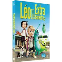 Léo et les Extraterrestres DVD