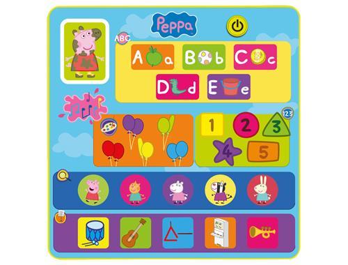 Tablette Découverte Taldec Peppa Pig - Tablette éducative. Achat et vente de jouets, jeux de société, produits de puériculture. Découvrez les Univers Playmobil, Légo, FisherPrice, Vtech ainsi que les grandes marques de puériculture : Chicco, Bébé Confort,