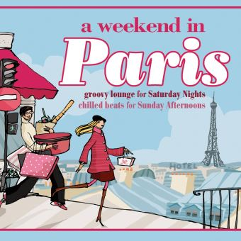 A WEEKEND IN PARIS (2CD)