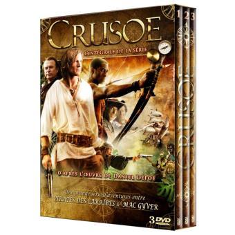 CrusoeCoffret Crusoe DVD